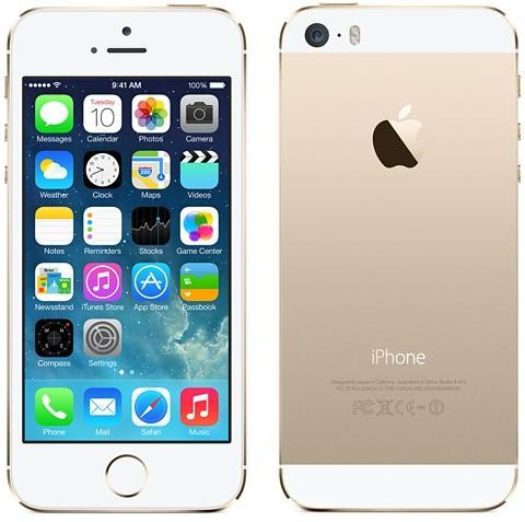 Apple-iphone-5s-Gold-Colour