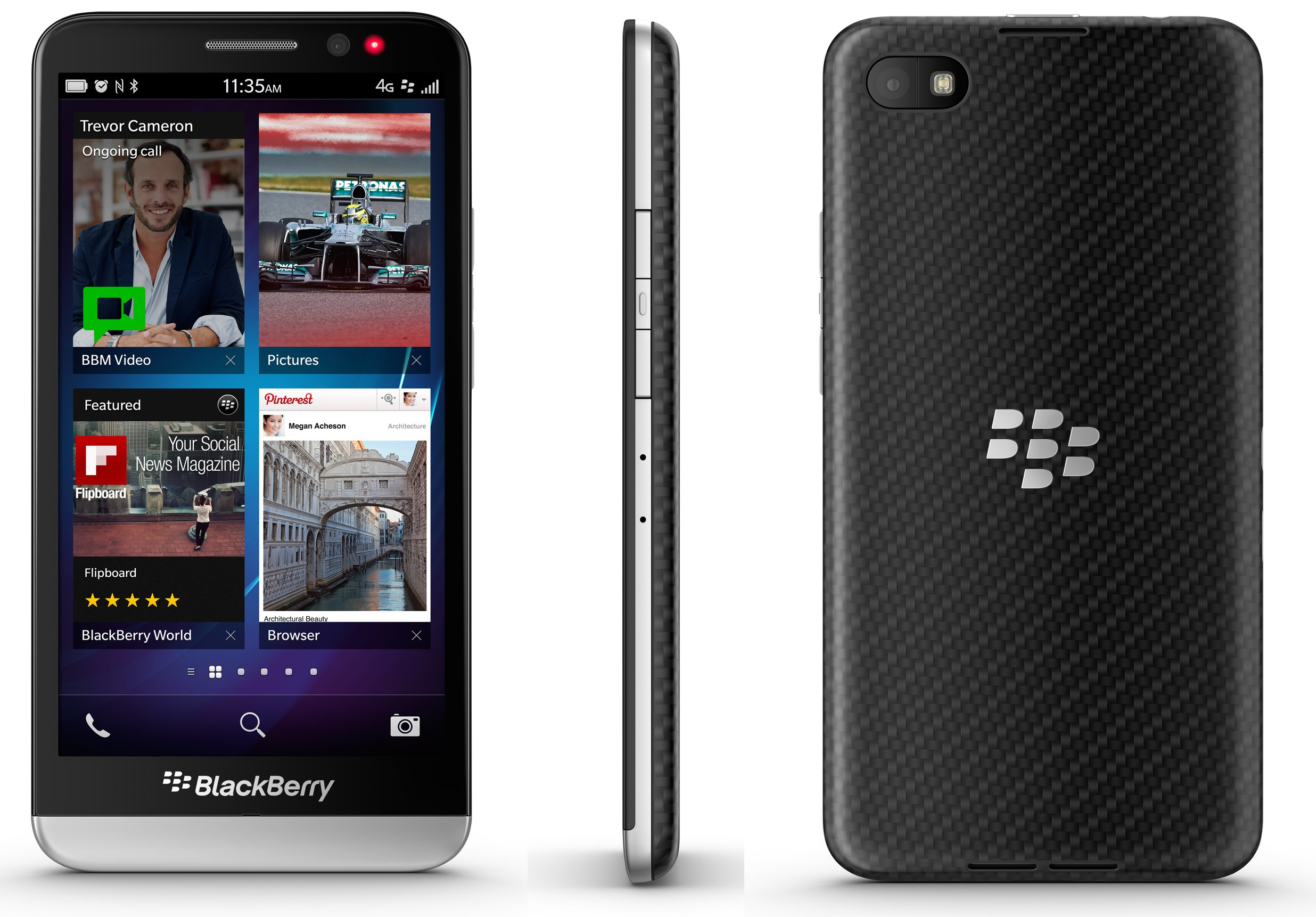 BlackBerry-Z301