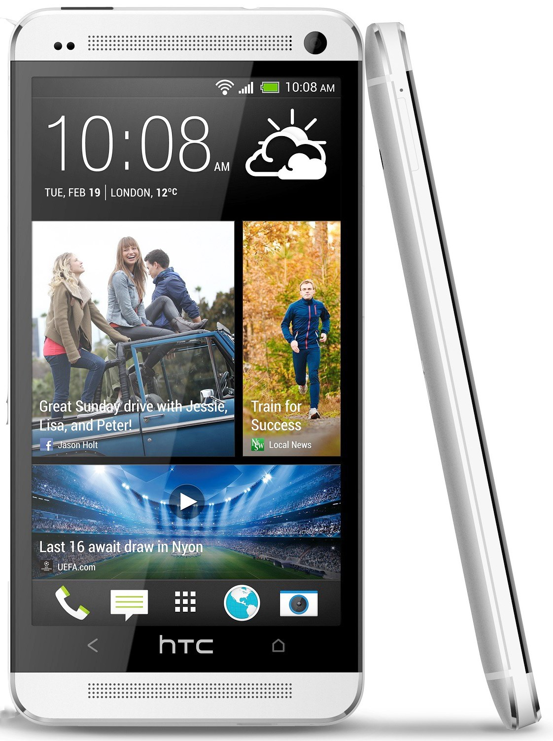 HTC-One-White