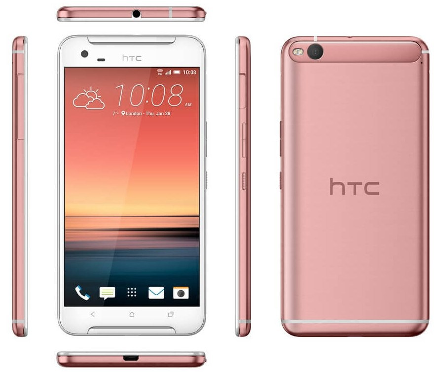 HTC-One-X9-CopperRose6