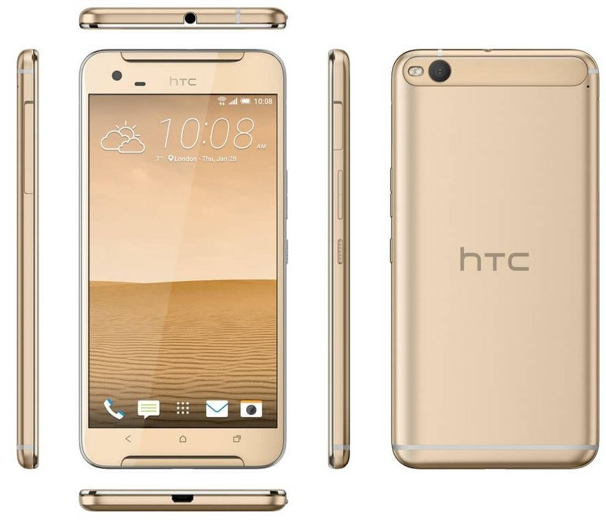 HTC-One-X9-Gold