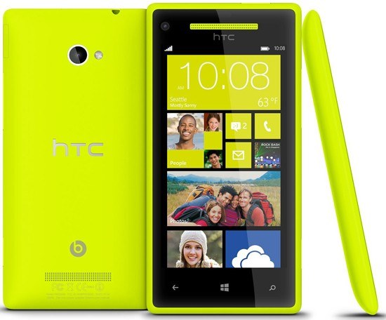 HTC-WINDOWS-PHONE-8X-LIMELIGHT-YELLOW