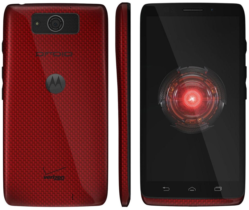 Motorola-Droid-Ultra-Red