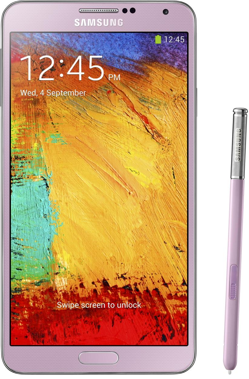 Samsung-galaxy-note-3-pink