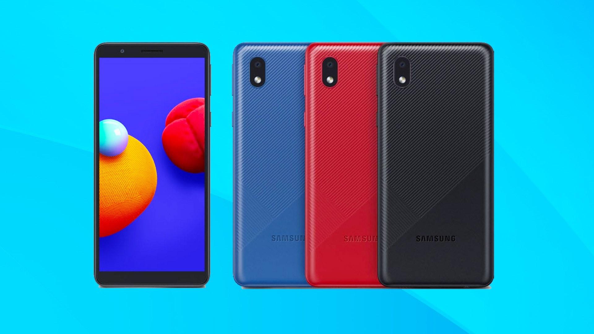 Samsung Galaxy A01 Core Sm A013f Mediatek Mt6739ww Gsm Unlocked Phone Smartphone 67 5x141 7x8 6 Mm Android Mediatek Mt6739 2 00 Gib Ram 32 0 Gb Rom 5 3 Inch 720x1480 Color Pls Tft Lcd Display Dual Standby