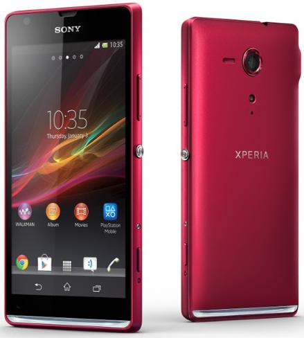 Sony-Xperia-SP-Red