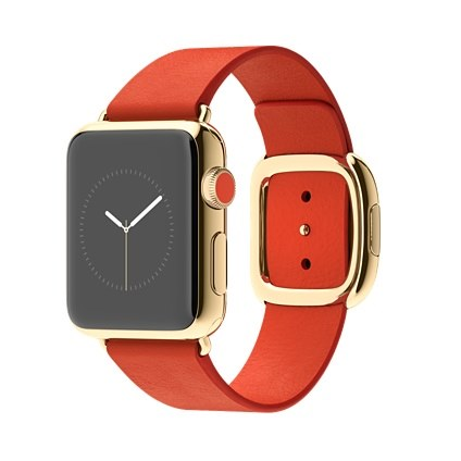 apple-watch-38mm-yellow-gold-red-buckle