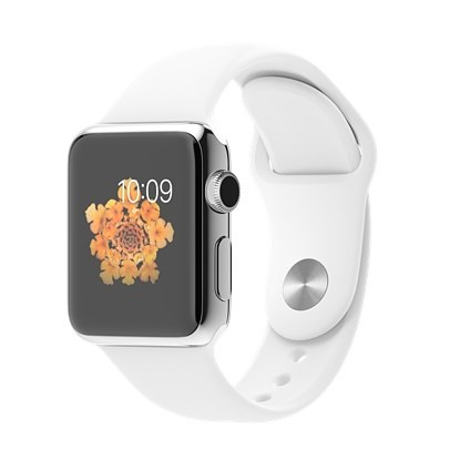 apple-watch-stainless-steel-whitee-38mm