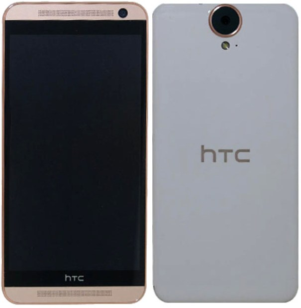htc-one-e9-White