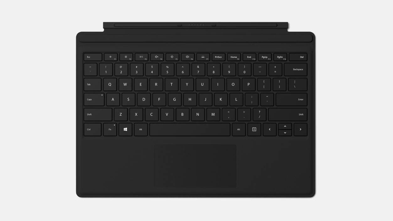 keyboard surface 2 black