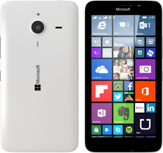 lumia-640XL-DS-White