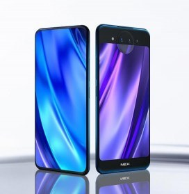 vivo nex dual display new